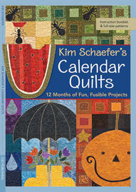 Kim Schaefer's Calendar Quilts by Kim Schaefer image