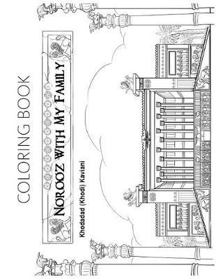 Coloring Book Norooz with My Family by Khodadad Kaviani