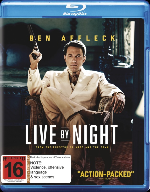 Live By Night on Blu-ray