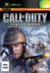Call of Duty: Finest Hour for Xbox