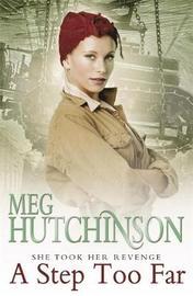 A Step Too Far by Meg Hutchinson image