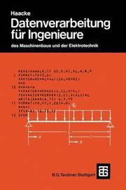 Datenverarbeitung Fur Ingenieure by Jurgen Becker