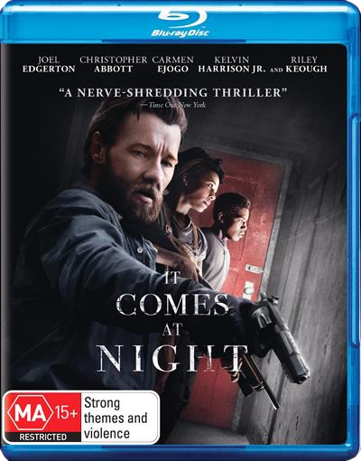 It Comes At Night on Blu-ray image