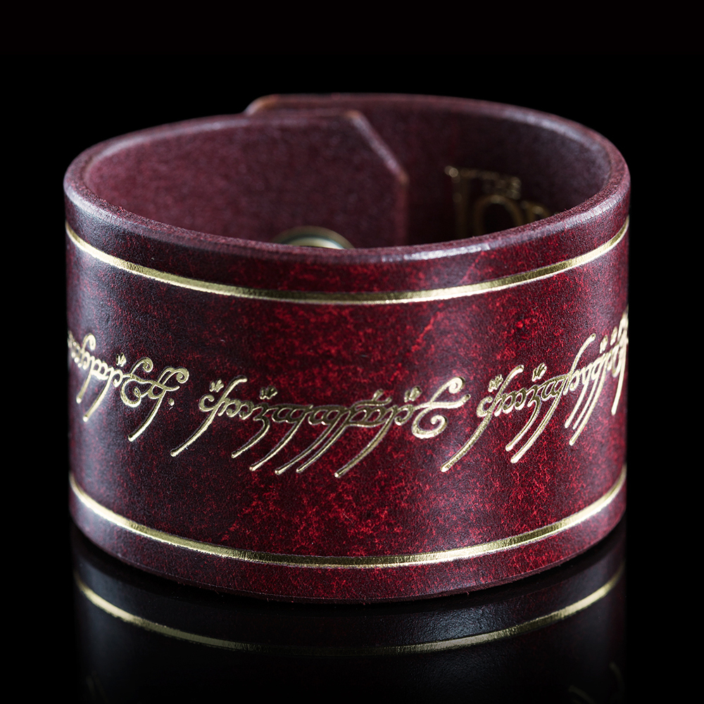 Inscription On The Ring In Lotr