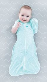 Swaddle UP 50/50 Bamboo Lite - Mint (Medium)