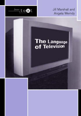 The Language of Television by Jill Marshall image