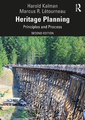 Heritage Planning by Harold Kalman
