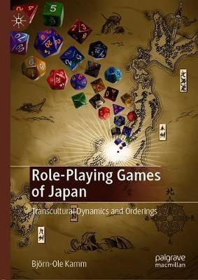 Role-Playing Games of Japan by Bjoern-Ole Kamm