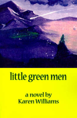 Little Green Men by Karen Williams image