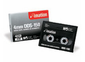 Imation 4mm DDS125 12GB Tape Cartridge
