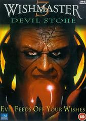 Wishmaster 3 - Devil Stone on DVD