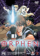 Orphen 3 - Ruins & Relics on DVD