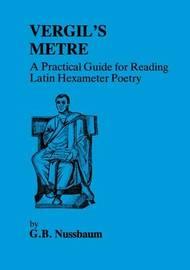 Virgil's Metre by G. Nussbaum image