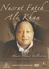 Nusrat Fateh Ali Khan on DVD