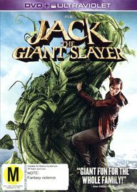 Jack the Giant Slayer on DVD