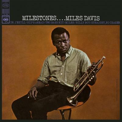 Milestones (Stereo) (LP) by Miles Davis