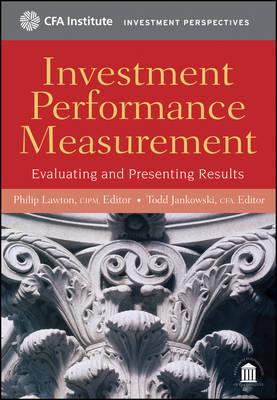 Investment Performance Measurement