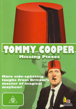 Tommy Cooper - Missing Pieces on DVD