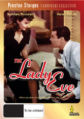 The Lady Eve on DVD