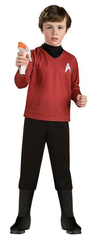 Star Trek: Deluxe Red Shirt (Medium)