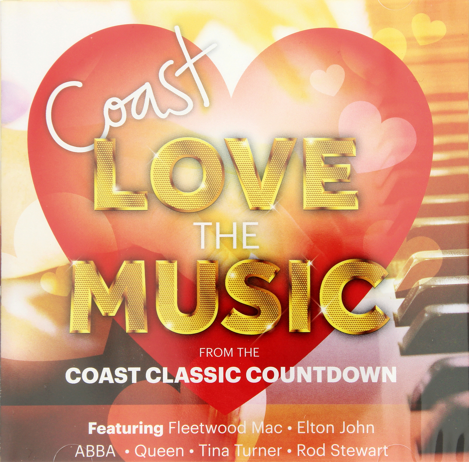 Coast: Love The Music (2CD) by Various image