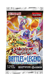 Yu-Gi-Oh! Battles Of Legend -Light's Revenge- Single Booster (5 cards)