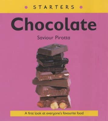 Starters: Chocolate by Saviour Pirotta image