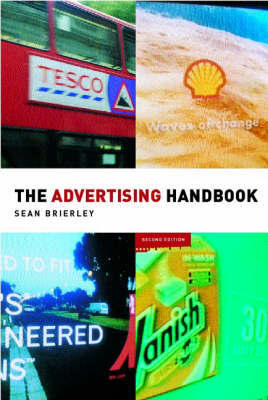 The Advertising Handbook by Sean Brierley image