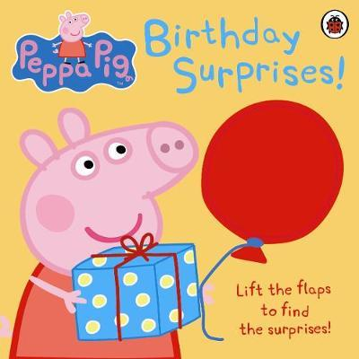 Peppa Pig: Birthday Surprises image