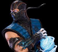 Mortal Kombat X - Sub-Zero 1:4 Scale Statue