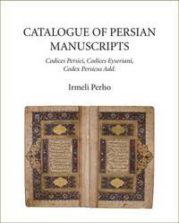 Catalogue of Persian Manuscripts by Irmeli Perho image