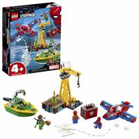 LEGO Super Heroes - Spider-Man: Doc Ock Diamond Heist (76134)