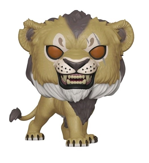 The Lion King (2019) - Scar Pop! Vinyl Figure