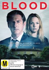 Blood on DVD image