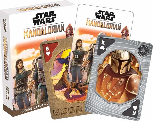 Star Wars Mandalorian Playing Cards