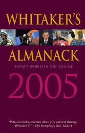 Whitaker's Almanack 2005: 2005 image