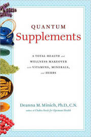 Quantum Supplements by Deanna Minich image