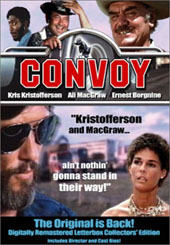 Convoy on DVD