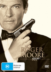 Roger Moore - Ultimate James Bond Edition (14 Disc Set) on DVD