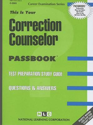 Correction Counselor image