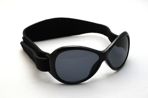 Baby Banz Retro Sunglasses (Midnight Black)