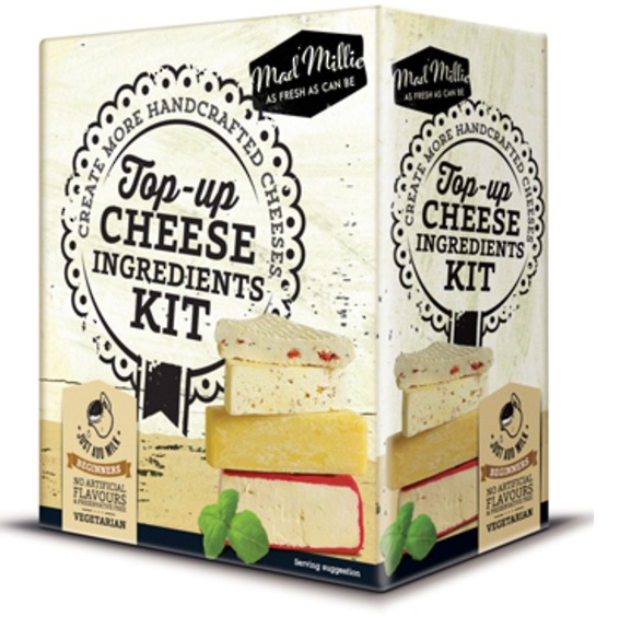 Mad Millie - Top-Up Cheese Ingredients Kit image