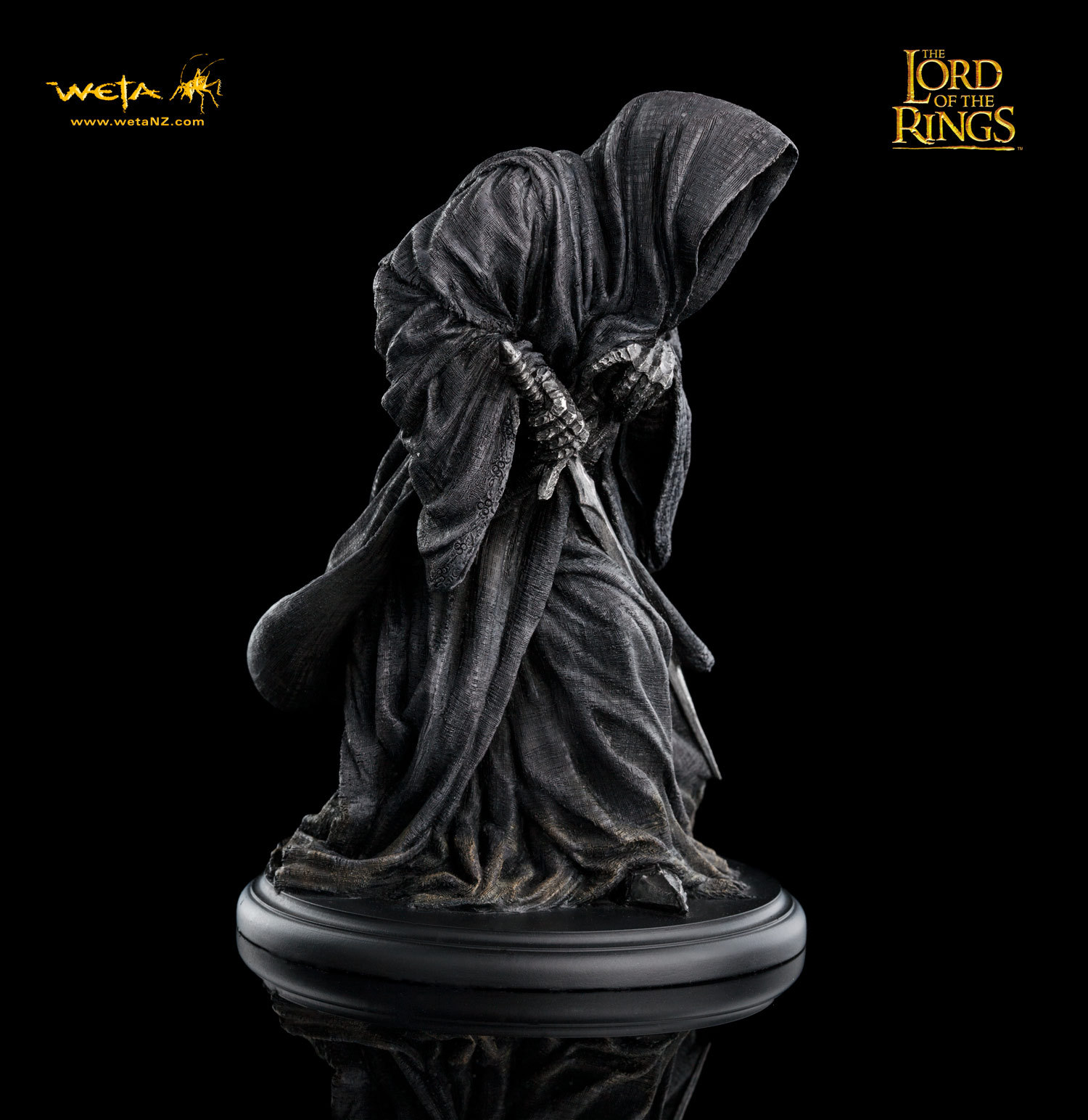 Lord of the Rings Ringwraith Mini Statue image