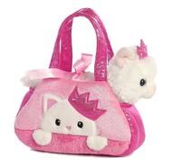 Aurora: Fancy Pal Pet Carriers - Peek a Boo Princess Kitty