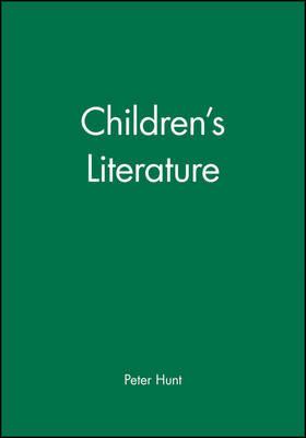 Children's Literature by Peter Hunt image