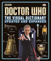 Doctor Who: the Visual Dictionary (Updated and Expanded) by DK image