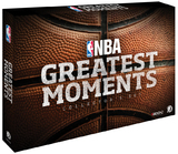 NBA: Greatest Moments Collector's Set on DVD