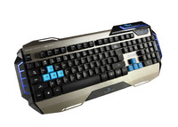 E-Blue Professional Gaming Keyboard (English) for PC Games