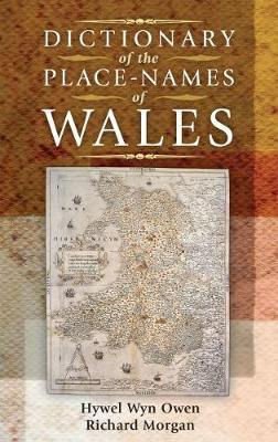 Dictionary of the Place-Names of Wales by Hywel Wyn Owen image
