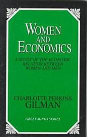 Women And Economics by Charlotte Perkins Gilman image